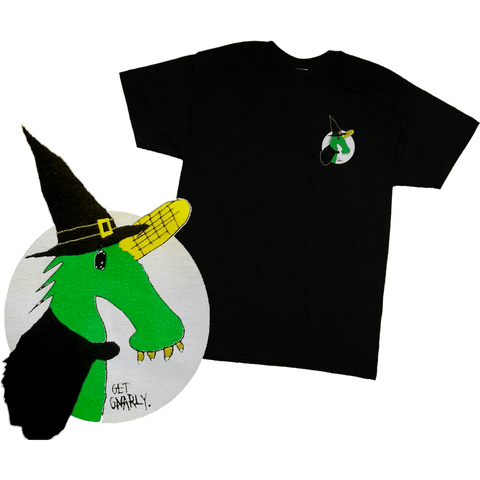 Get Gnarly Unicobb Halloween Youth T-Shirt-T-Shirts-Get Gnarly