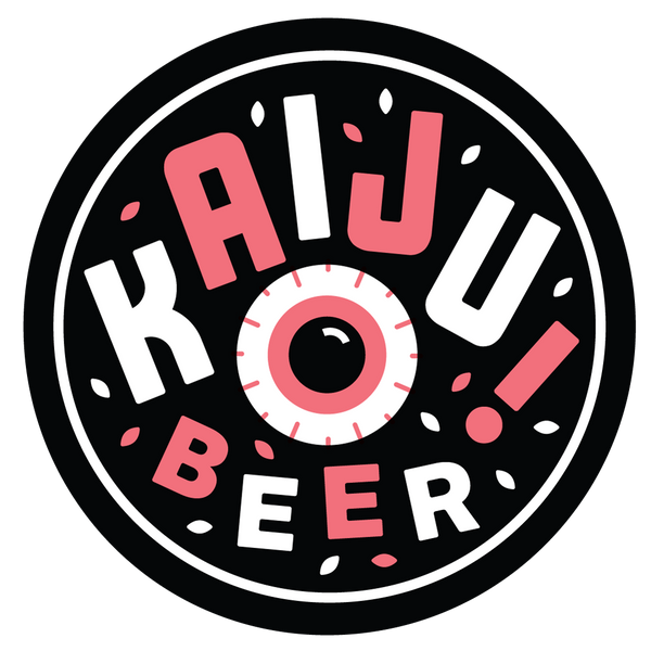 Sticker: KAIJU! Beer Eye