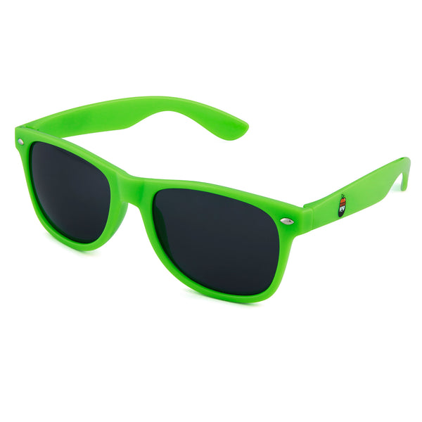 Sunnies: Golden Axe Cider Green