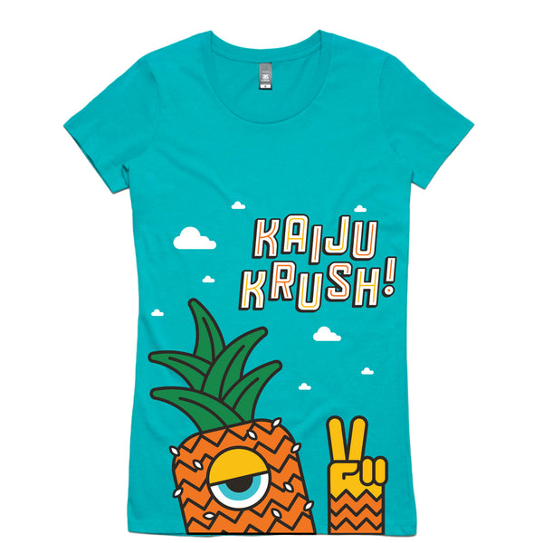 T-Shirt: Women's KRUSH!