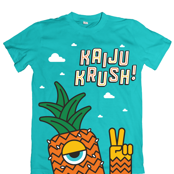 T-Shirt: KRUSH! RESTOCKED!