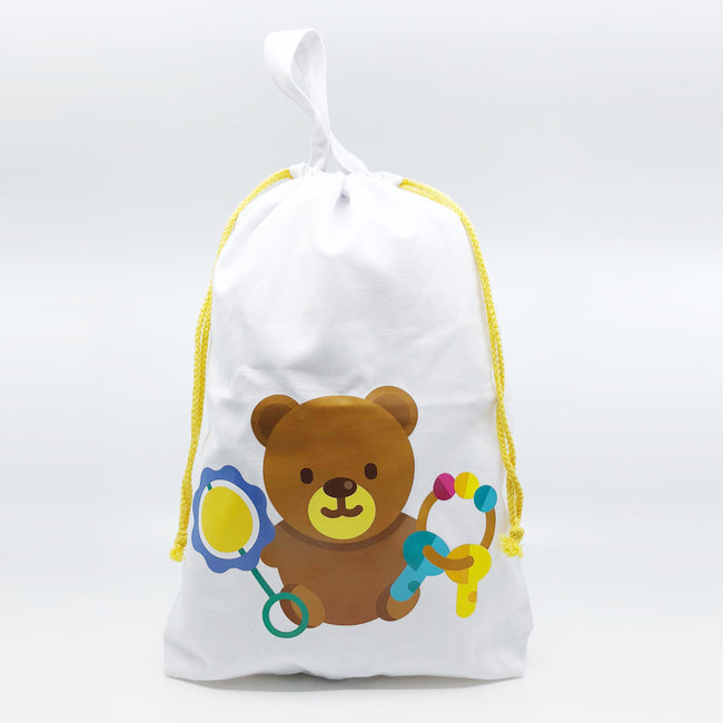 Baby toy bag