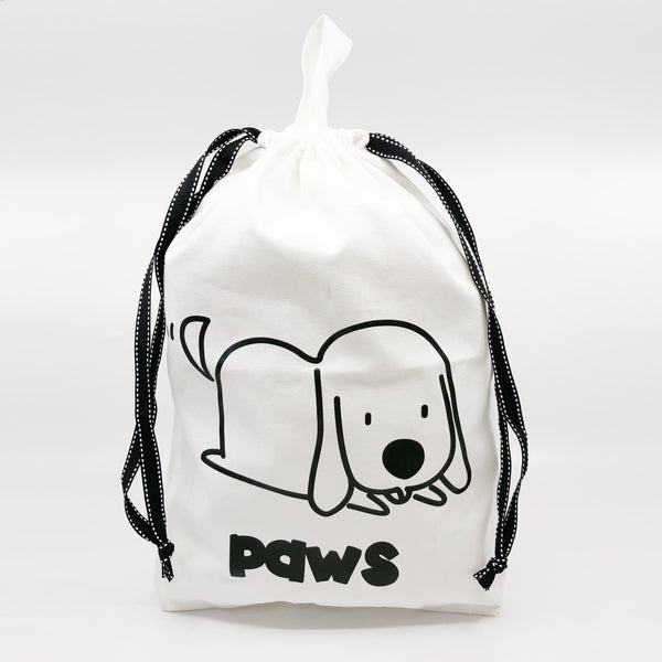 Paws dog bag