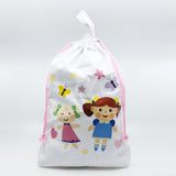 Girls toy bag