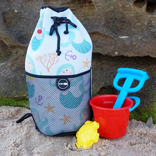 Mermaid Kids Neoprene Bags