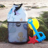 Ocean Animals Kids Neoprene Bags