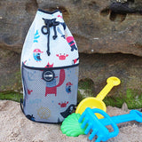Pirates Kids Neoprene Bags