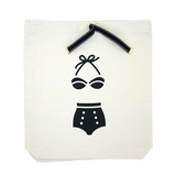 Sailor bikini bag