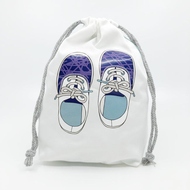 Little Sneakers Shoe Bag