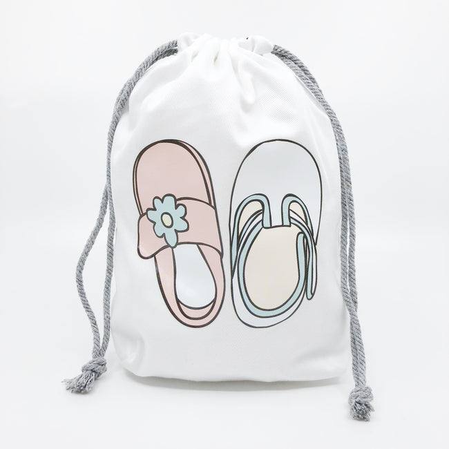 Little Slip-on Shoe Bag
