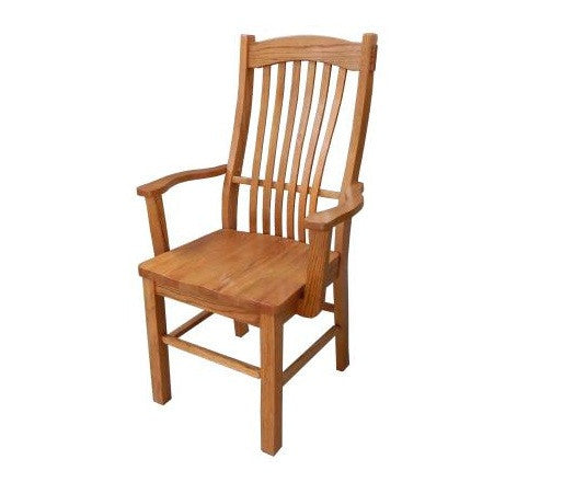 Backwood Arm Chair