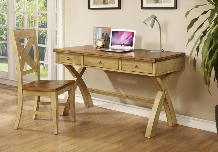 Wallis Writing Desk - TheOfficeFurnitureDepot