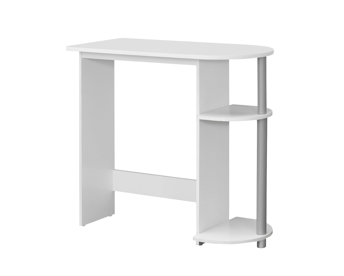 "32""L White Juvenile Computer Desk - TheOfficeFurnitureDepot"