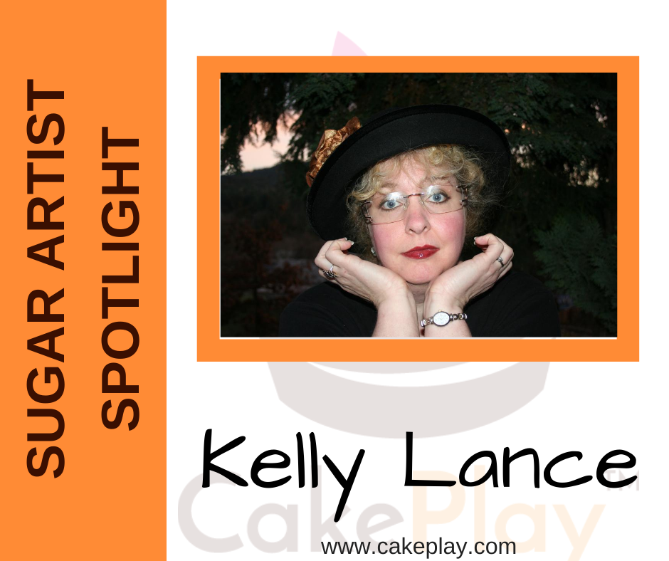 Sugar Artist Spotlight: Kelly Lance