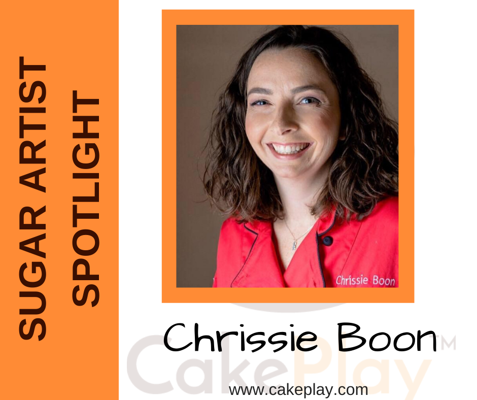 Sugar Artist Spotlight: Chrissie Boon