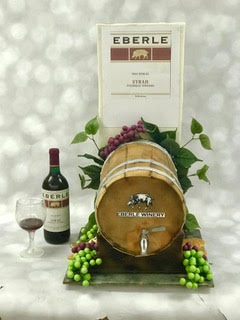 Beth Meyer Wine Barrel