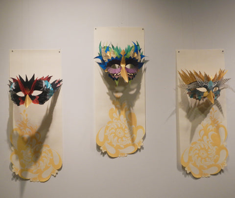 Sam Weisend Masks