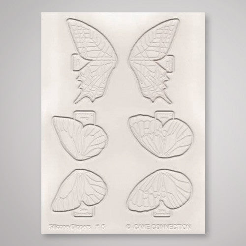 #5 - Large Butterflies Mold