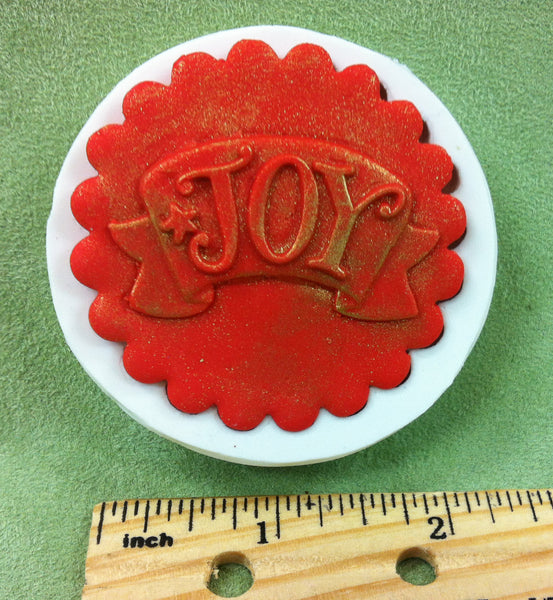 Joy sign plaque