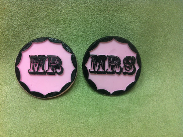 Mr and Mrs Plaque