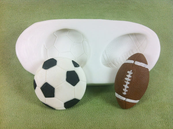 Soccer and Football