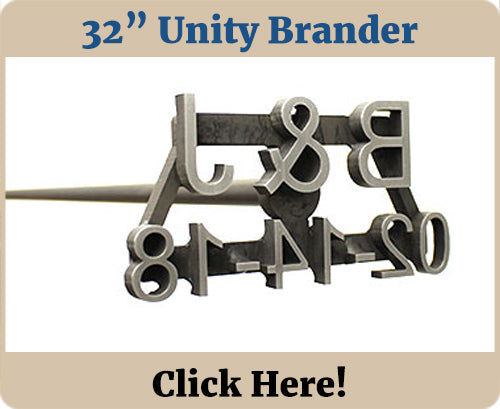 32 in Custom Wedding Unity Brander