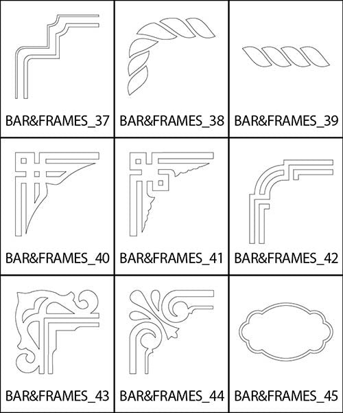 Bars and Frames 5