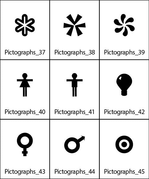 Pictographs 5