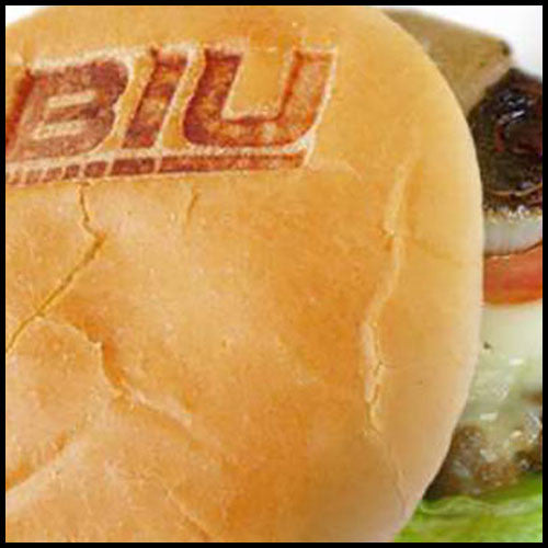 BIU Burger Bun Branded