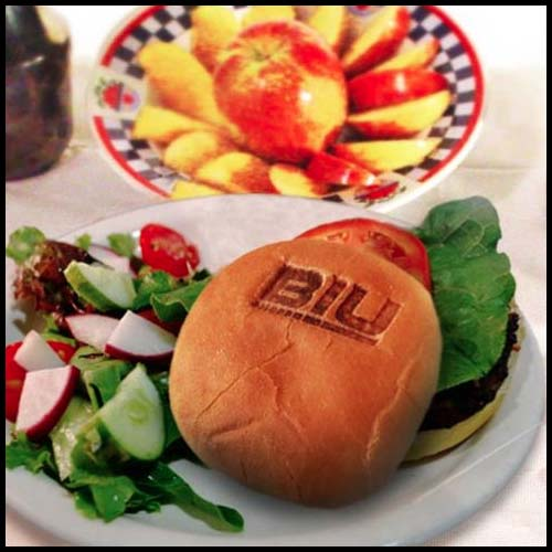Branded BIU Burger Bun