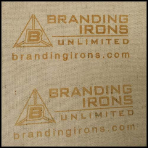 Branded Canvas Coffee Bag