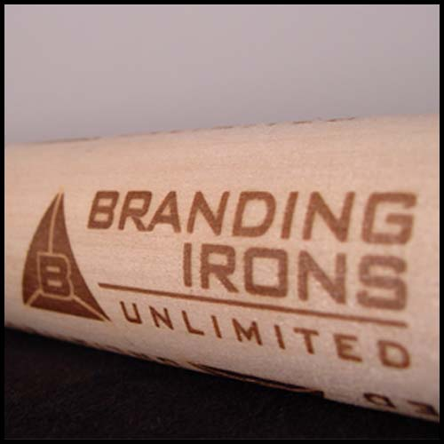 Branded Curved Wood