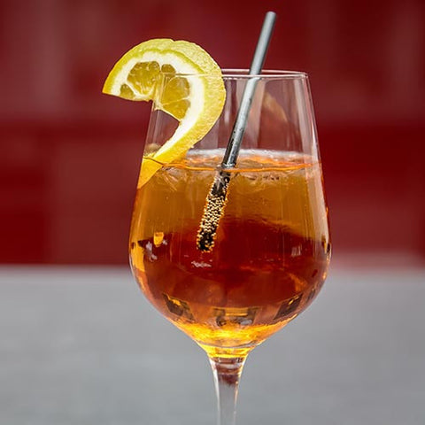 Cocktail With Garnish