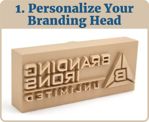 Personalize Your Branding Head Picture