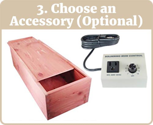 Choose an Accessory (Optional) Picture