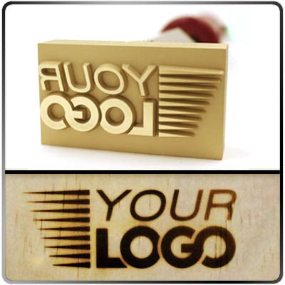 e4400884a972 Custom Branding Iron - 19.78 to 29.74 Sq. In. Image Size - Electric ...