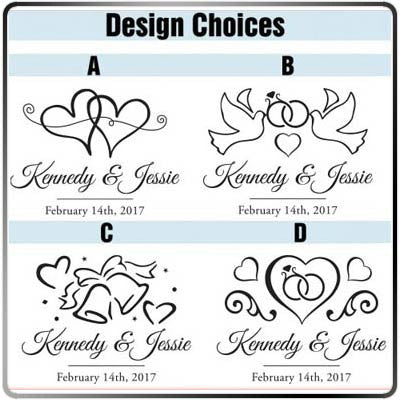 Wedding-2-Brand Packages Design Options