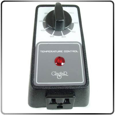 Glastar Temp. Control-1800W Heavy Duty - Full View