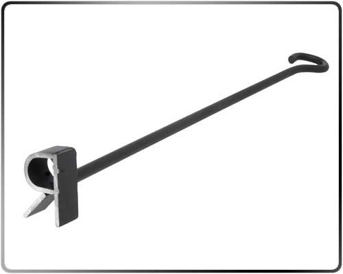 Single Letter A-Z Steak Branding Iron – Classic (Blacksmith Style) - R