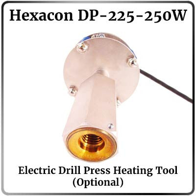 Hexacon DP-225-250w Drill-Press Electric Heat Tool
