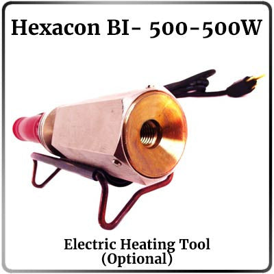 Hexacon BI-500 – 500w Electric Handheld Heating Tool