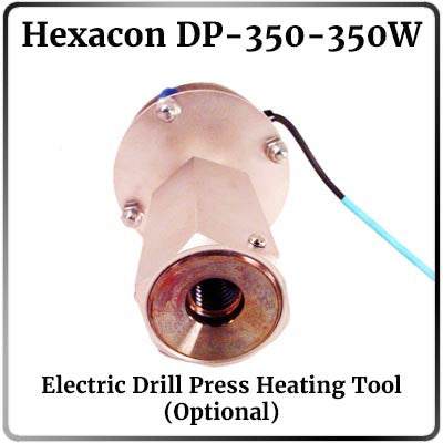 Hexacon DP-350 – 350w Electric Drill Press Heating Tool