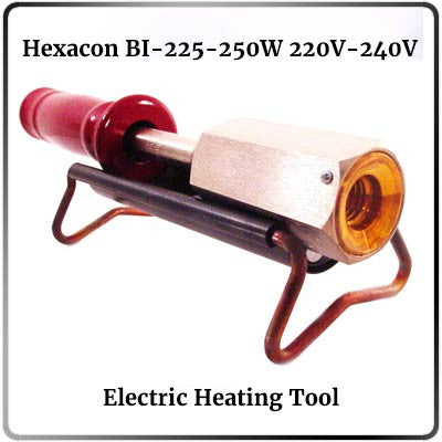 Hexacon BI-225-250w Handheld Electric Heat Tool 220V-240V