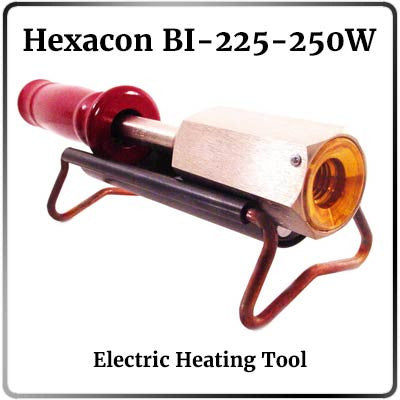 Hexacon BI-225-250w Handheld Electric Heat Tool