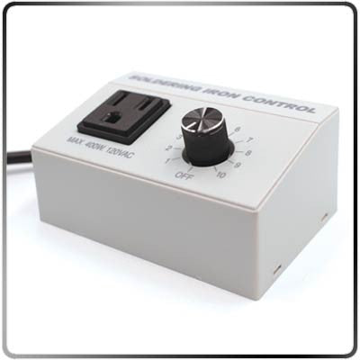 Choice Rheostat-400W Temperature Control