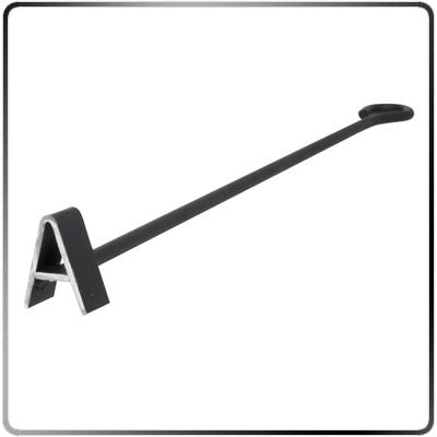 Single Letter A-Z Steak Branding Iron – Classic (Blacksmith Style) - A
