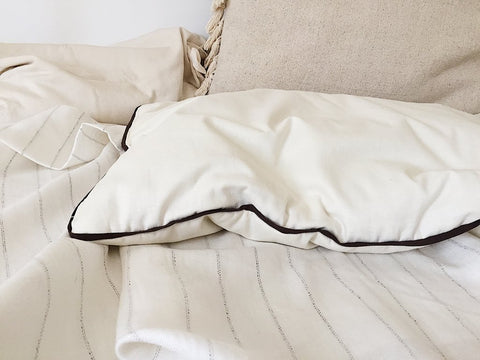Buckwheat Hull Bed Pillow