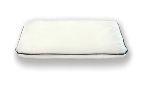 Queen Buckwheat Hull <br> Bed Pillow