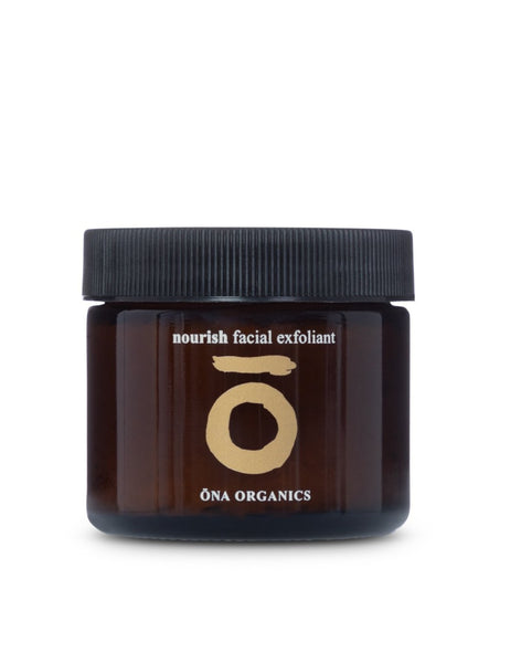 nourish facial exfoliant