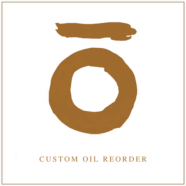 Custom Oil Reorder
